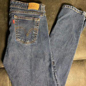 Levi's 545 Low Skinny Jeans - 30*30